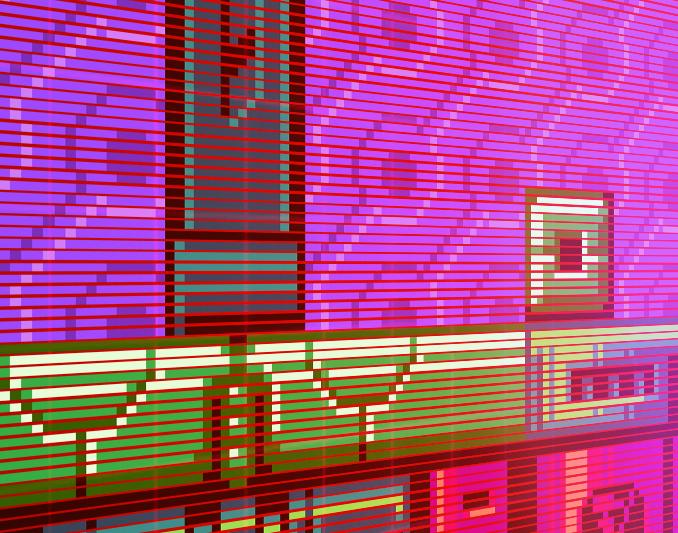 NES - Graphical Specs - Tile Map Backgrounds - BitBeamCannon