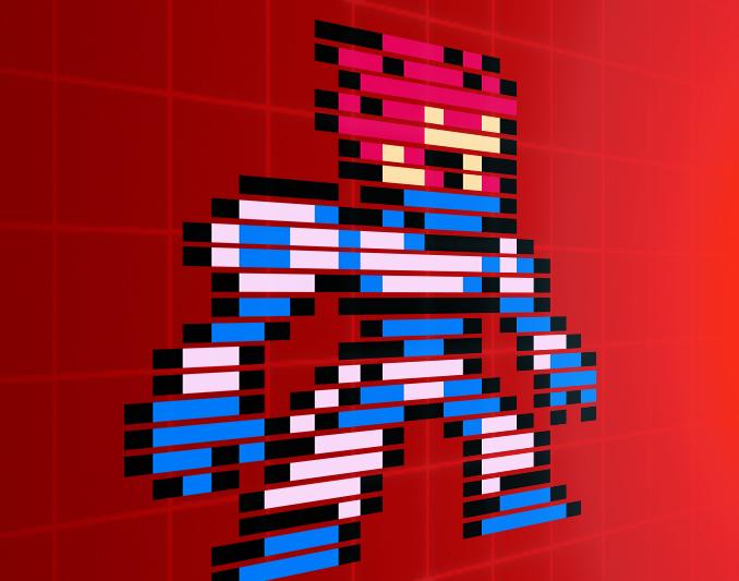 NES - Graphical Specs - Sprites - BitBeamCannon
